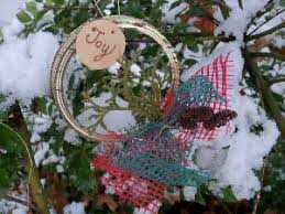 Christmas Ornaments For Crafts by 70 Simple Homemade Christmas Ornaments Favecrafts Com