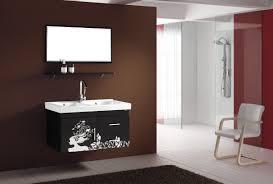 bathroom black bathroom vanity utility sink bathtub faucet