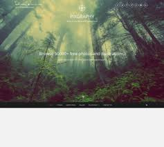 best free theme 30 best free photography themes 2018