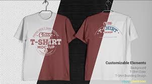 free t shirt mockup psd download creative genie