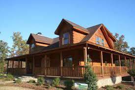 log cabin style house plans design log homes with wrap around porches featured property