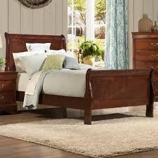 Sleigh Bunk Beds Sleigh Bunk Loft Beds You Ll Wayfair Ca