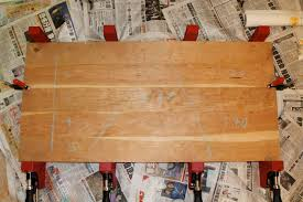 table top glue up cherry table top glue up mo hogany