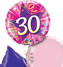 30th birthday balloon bouquets balloon bouquets funky pigeon