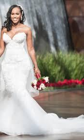 custom wedding dress steven khalil custom 5 500 size 4 used wedding dresses
