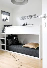 small kids room bunk beds for small rooms 35 cool ikea kura beds ideas for your kids