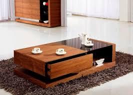 center table design for living room wonderful brown wood modern center table designs for