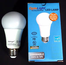 Led Night Light Bulb by Led Dimmable Light Bulb 800 Lumens 10 Watt U003d60 Watt 3000k Saves