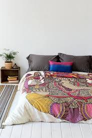 Duvet Over Bedroom Wonderful Pattern Bedding Design Ideas With Hippie Duvet