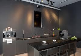 porsche design store poggenpohl and blanco partner to help create sleek iconic kitchen