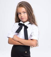 school 6th grade girl short skirt adorable hairstyles for school girls