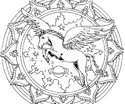 coloring pages of unicorns and fairies unicorns coloring pages unicorn color page cute unicorn coloring