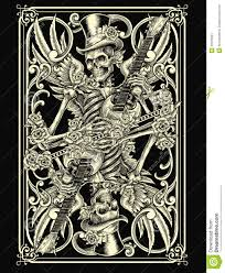 skeleton card stock vector image of humerus 33176561
