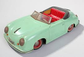 porsche toy car distler electro matic 7500 porsche tin plate toy car made in