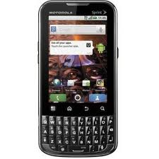 android mp3 motorola xprt mb612 sprint android cell phone with wi fi mp3 mint