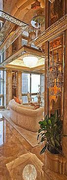penthouse donald trump donald trump apartment new york the stunning penthouse apartment