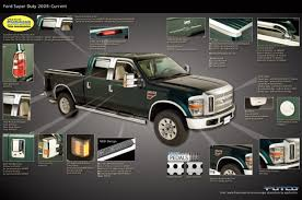 Ford F250 Truck Parts And Accessories - chrome accessories cathcart auto parts