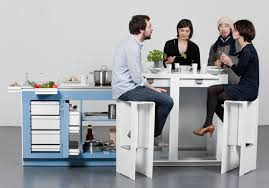 Kitchen Table For Small Spaces Dadka U2013 Modern Home Decor And Space Saving Furniture For Small