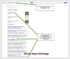 Wilmington Ohio Map by Client Portfolio Dayton Web Design