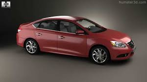 nissan sentra 2014 youtube nissan pulsar sentra 2014 by 3d model store humster3d com youtube