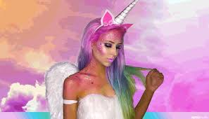 Unicorn Makeup Halloween by Magical Unicorn Halloween Costume Is One Of Pinterest U0027s Most