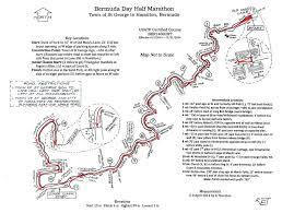 Map Of Bermuda Bermuda Day Marathon U0026 Parade Route Maps Bernews Bernews