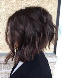 uneven bob for thick hair best 25 inverted bob hairstyles ideas on pinterest layered