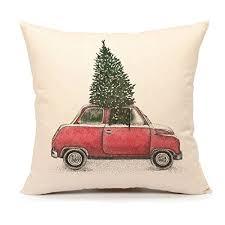 Christmas Decorative Pillows Amazon by Christmas Tree Pillow Amazon Com