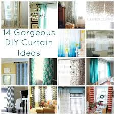 Diy Cheap Curtains 14 Gorgeous Diy Curtain Ideas Lovely Etc