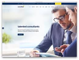 most popular business consulting wordpress themes mageewp