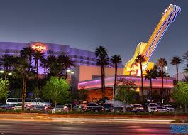 Las Vegas Strip Map Of Casinos by Hard Rock Hotel Las Vegas