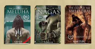 the immortals of meluha is the novel of the shiva trilogy