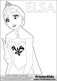 100 ideas free printable coloring pictures frozen