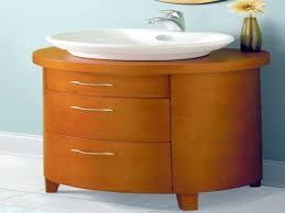 round bathroom vanity cabinets vanity sinks kohler rounded front bathroom cabinets round