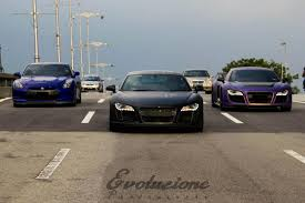 nissan cars in malaysia may audi r8 ppi razor and nissan gt r photoshoot in malaysia gtspirit