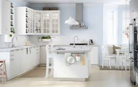 ikea kitchen white cabinets summer style living all year round