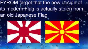 Greece Flag Colors Greece Vs Fyrom Flag Dispute Macedonia Issue Youtube