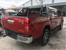 toyota truck hilux toyota hilux 2017 g 2 8 in perak automatic truck for rm