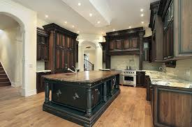 Staining Kitchen Cabinets Without Sanding Stain Kitchen Cabinets Without Sanding Modern White L Shape Wooden