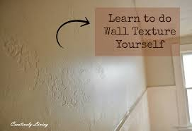 how to texture drywall yourself creatively living blog