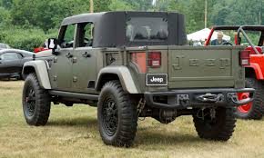 jeep crew chief top concept cars of 2016 autonxt