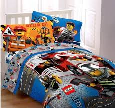 Lego Bedding Set Lego City Comforter Sheet Set 4 Bedding Check This