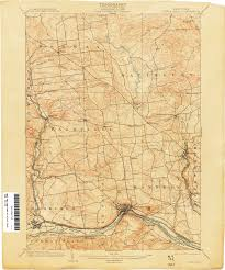 Map Of Wooster Ohio by The Billy Wilson Reference List For Population Data And