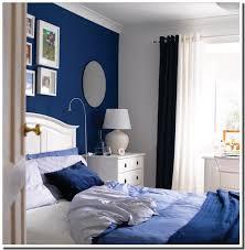 chambre bleu et chambre bleu dcoration intrieur peinture marier les couleurs