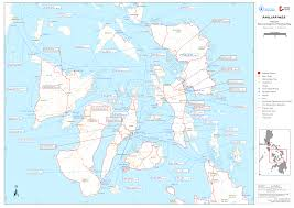 Route 70 Map by Visayas General Logistics And Planning Map Logistics Cluster