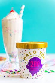 Birthday Cake Milkshake Recipe Sugar U0026 Soul