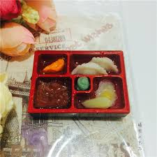 simulation 3d cuisine 5pcs lot creative 3d simulation food sushi fridge stickers gel