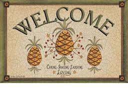 Pineapple Home Decor by Pineapple Home Decor Decoration Ideas Doormat Image Door Mats