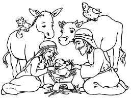 printable coloring pages nativity scenes nativity scene coloring pages coloring pages