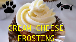 cream cheese frosting diy dog food a tutorial by cooking for